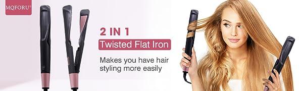 Hair Curlers & Straightening Iron