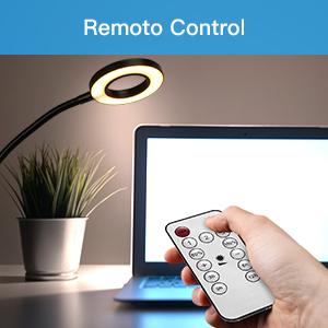 lampara 40 leds escritorio mesa luz lectura nocturna 360 flexo 3 modos brillo ajustable cable usb