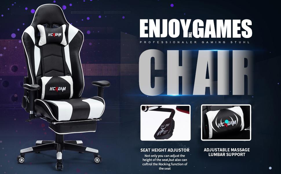 KCREAM Gaming Chair