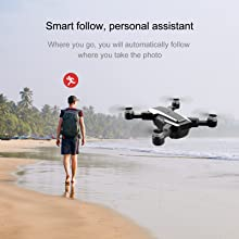 Smart Follow, Personal Assistant