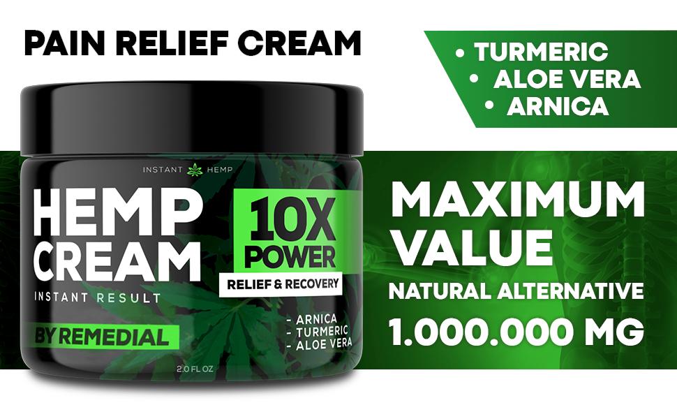 reliable hemp cream