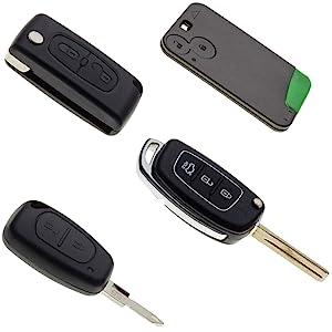 Gamme Jongo clés plip voiture télécommande