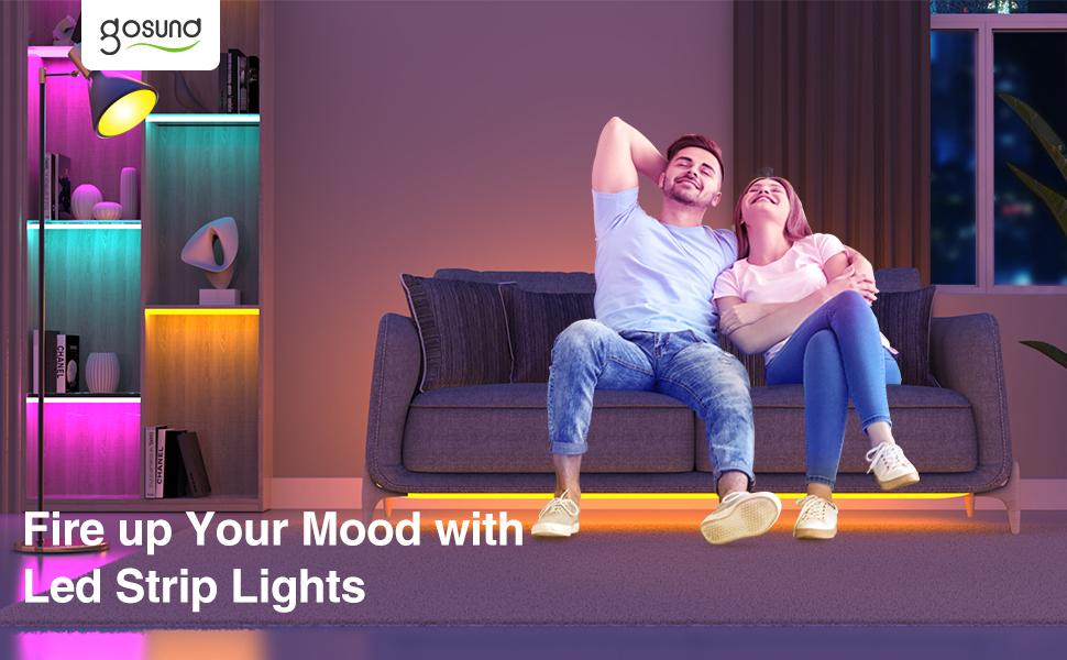 gosund led strip lights