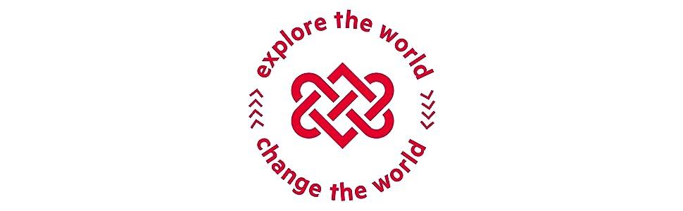 Explore the world, change the world.