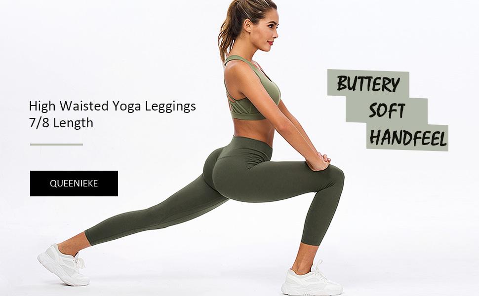 Squat Queen Leggings 7//8 lang