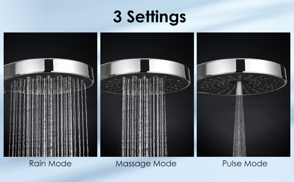 handheld shower