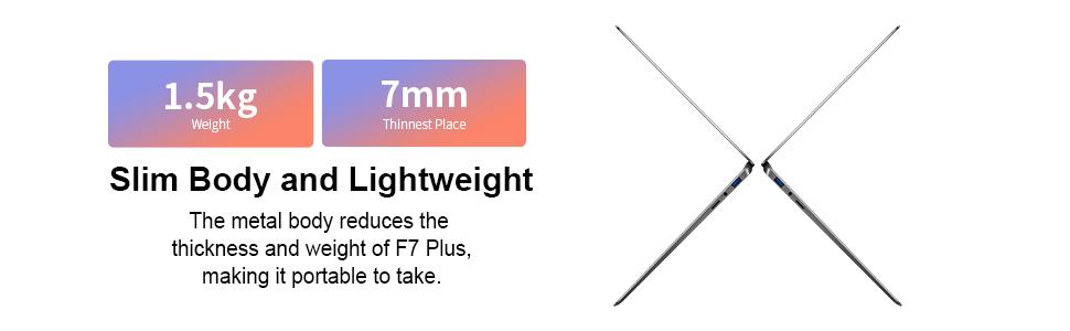 F7 PLUS