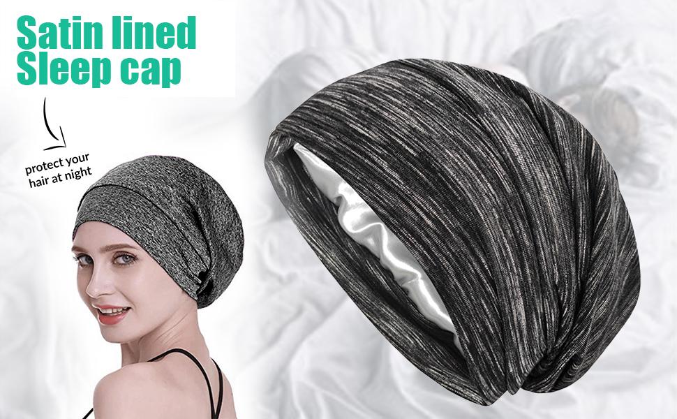 satin lined bonnet
