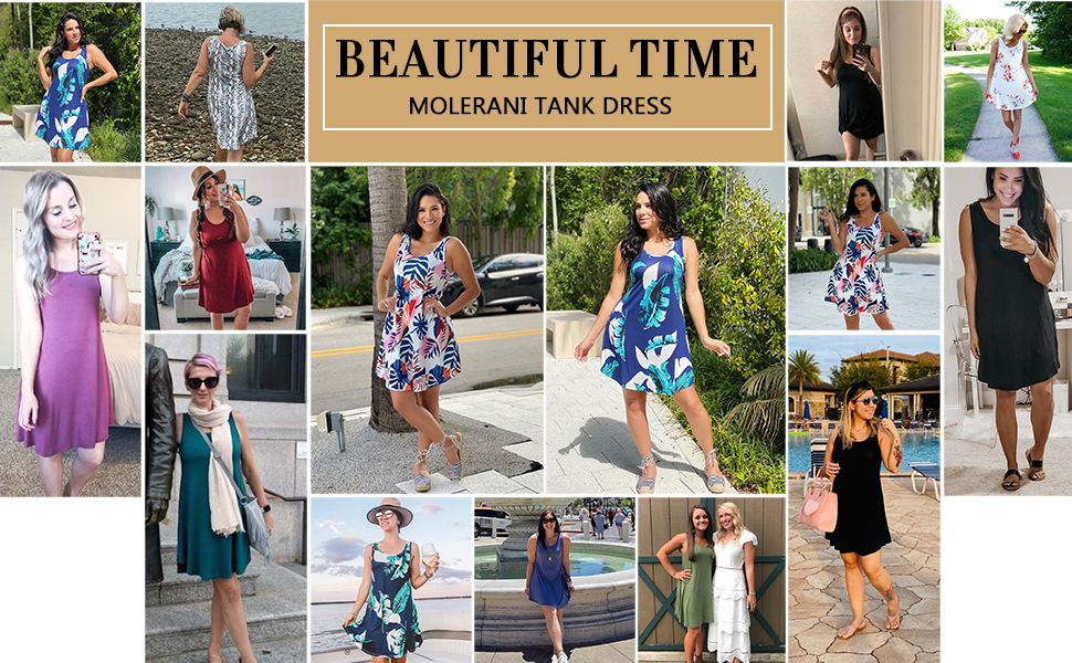 dress for women casual summer