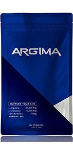 ARGIMA アルギマ アルギニン シトルリン 亜鉛 バイオペリン