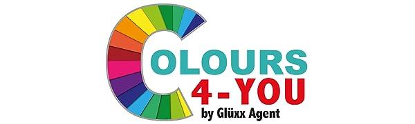 Colours 4 You Glüxx Agent
