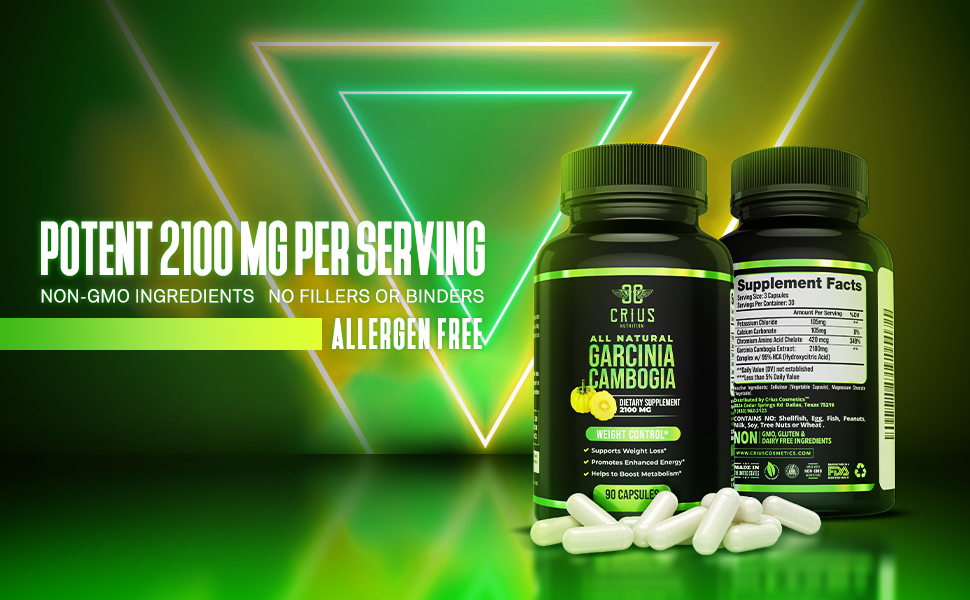 garcinia cambogia weight loss product