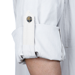 roll up sleeves shirt
