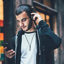 wireless headphones with bluetooth