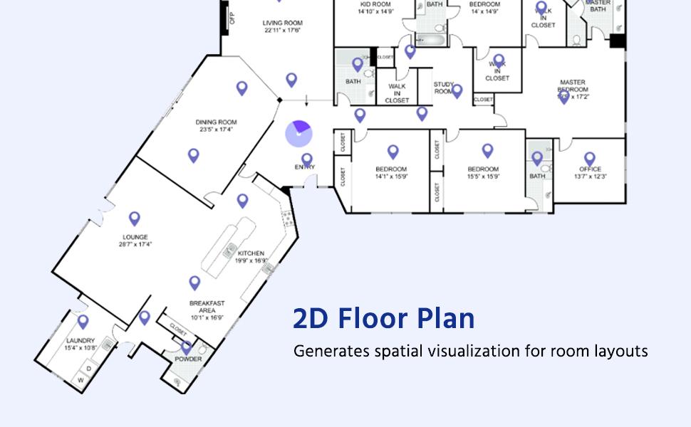 Floor Plan is included in Asteroom imaging package