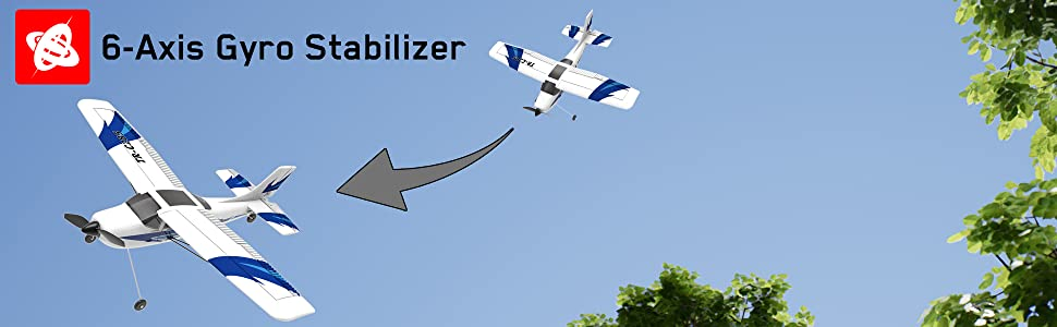 remote control airplane for beginners