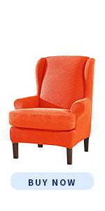 Wingback Chair Slipcovers
