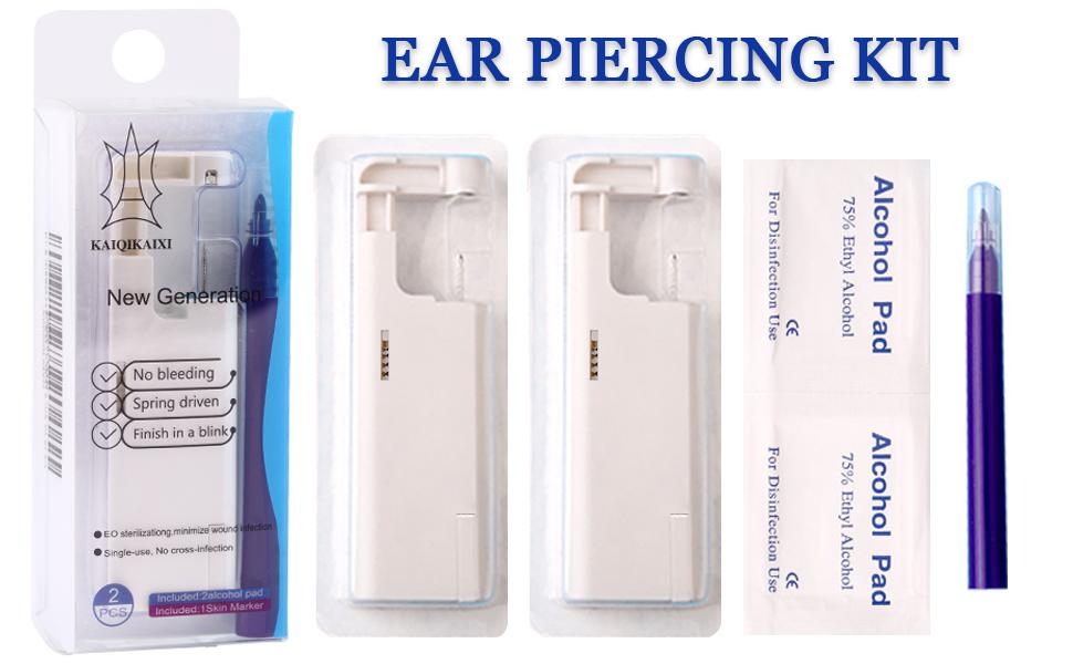 EAR PIERCING KIT