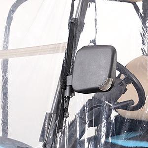 Golf Cart Driving Enclosure Cover