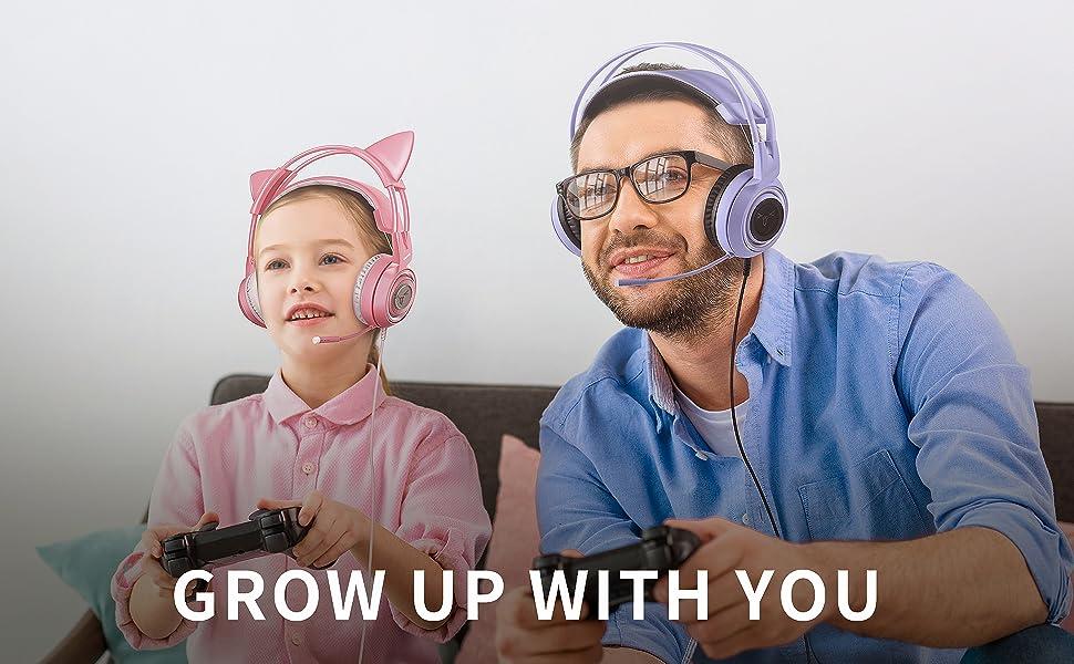 G951S  Pink Gaming Headphones