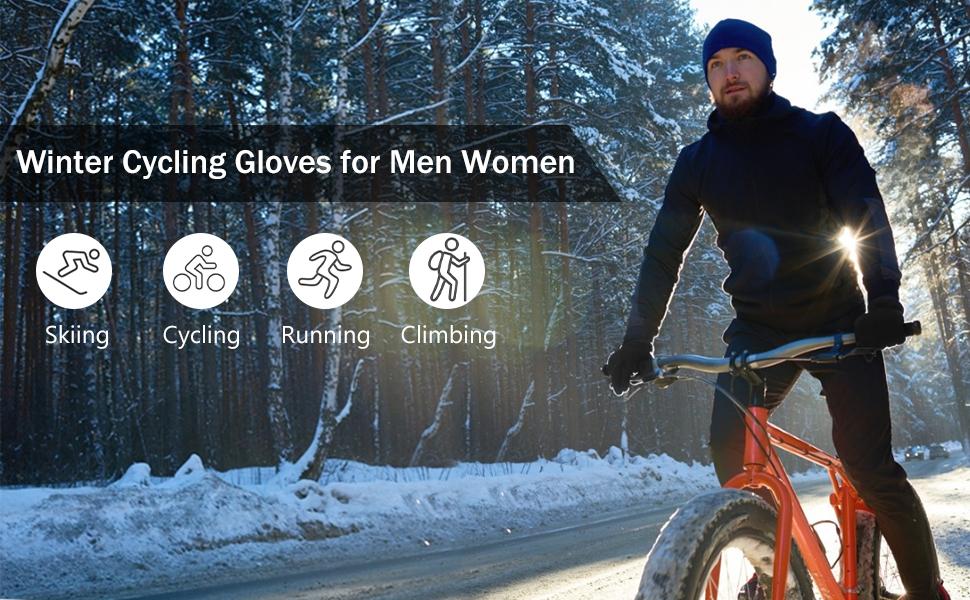 gloves for men cold weather