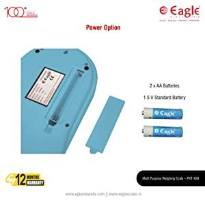 weight machine with rechargeable battery