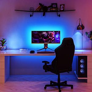 Computer Gaming Light