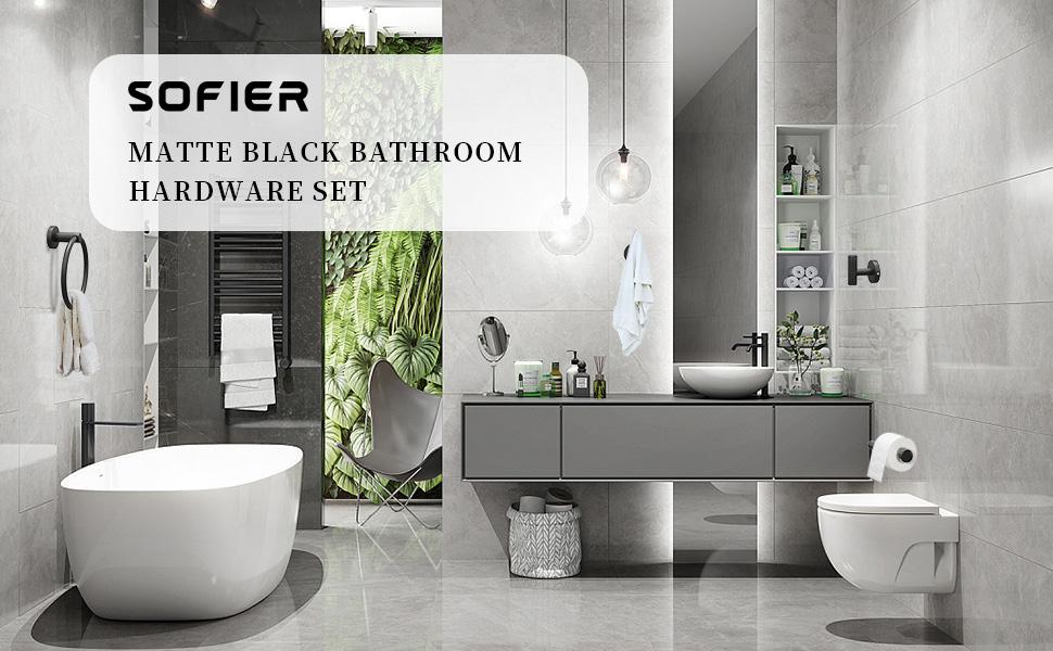 paper towel holder paper towel dispenser paper towel rack towel ring matte black toilet paper holder