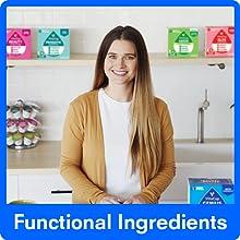 functional ingredients, vitamins
