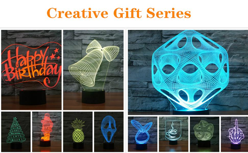 Creative Gift Series