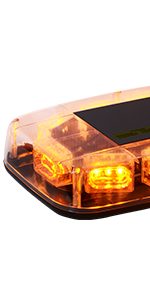 amber mini light bar