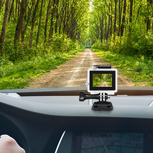 Multi-function: Dash Camera
