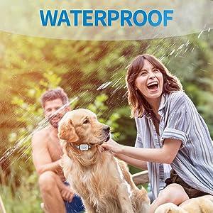 WATERPROOF DOG BARKING COLLAR