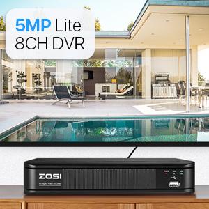 Upgraded 5MP Lite DVR