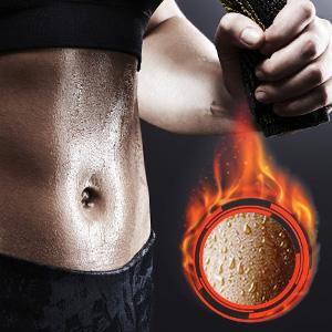 sauna fitness gürtel
