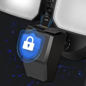 flood light security camera