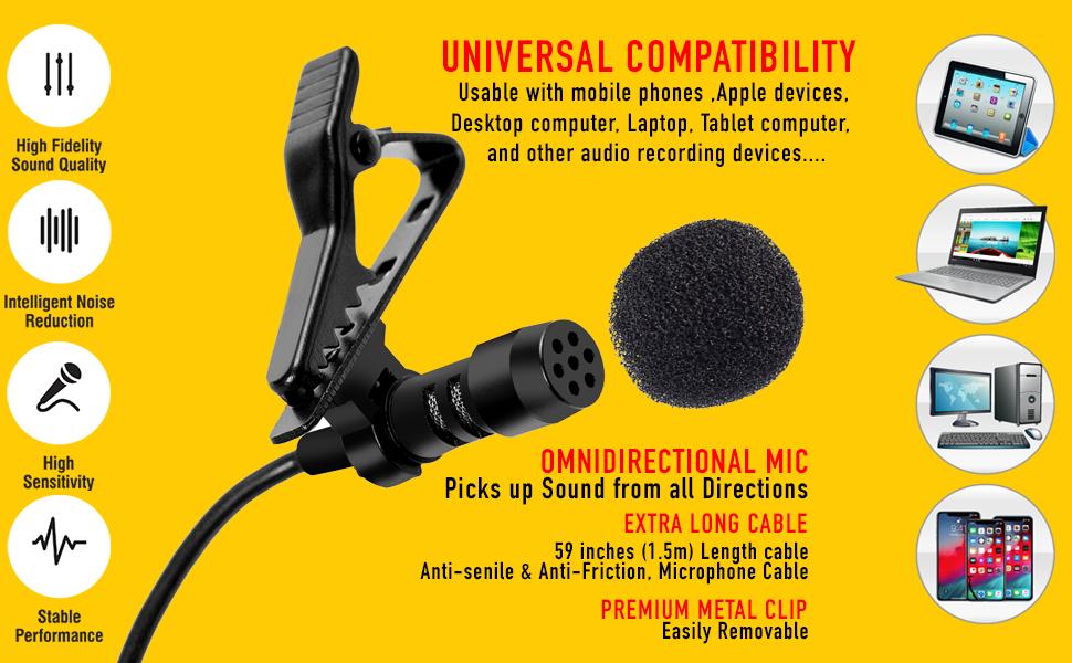 omni directional mic