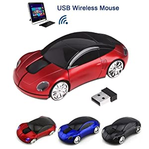 sports car shaped mouse