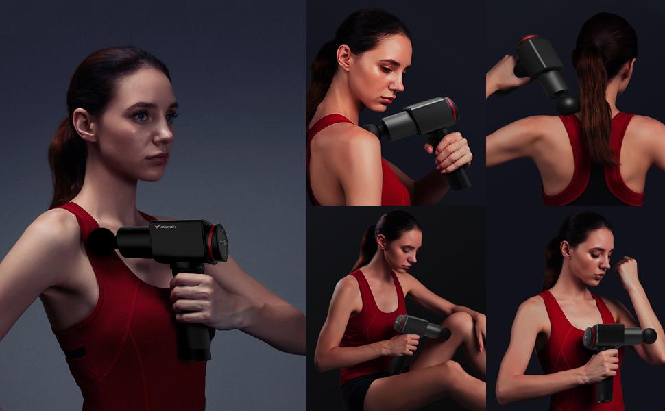 Merach Muscle Massager