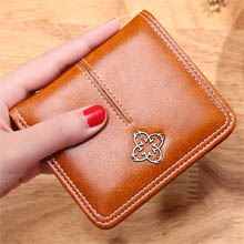 Womens small wallet