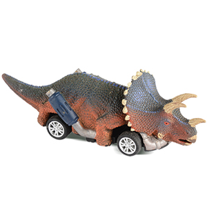 TAKE ME HOME -- 6 Pull Back Dinosaur Cars:Perfect gift for kids