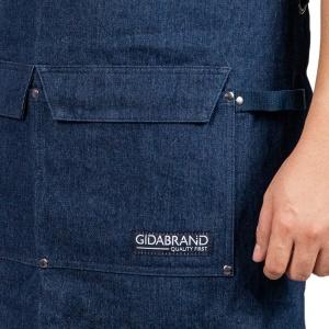 flap pocket with towel loop