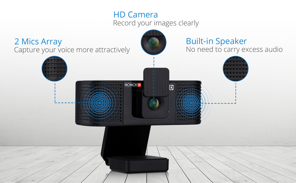 zoom meeting camera