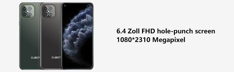 6.4 zoll Dispaly