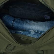 Top Cap Zipper Pocket