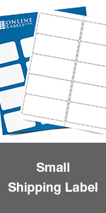 shipping mailing label