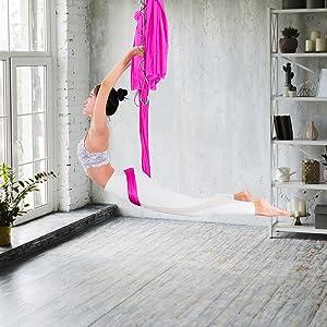 yoga swing set