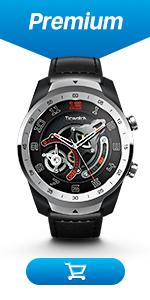 Ticwatch Smartwatch Reloj Inteligente y clásico C2 con Sistema ...