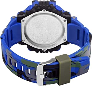 Army Blue Military Watches