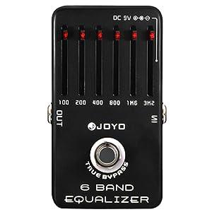 JOYO 6-Band EQ Pedal